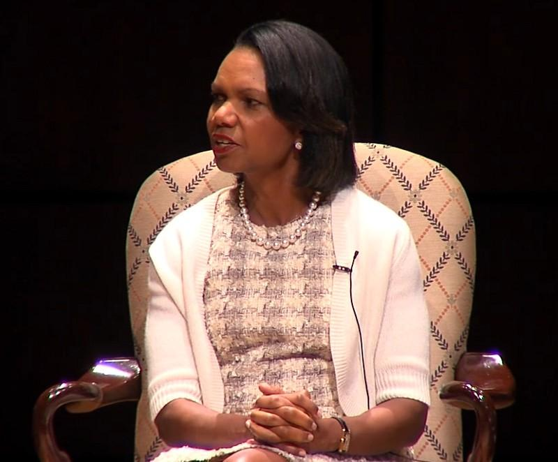 Condoleeza Rice discusses 50 Years Forward:  Empowerment Week.