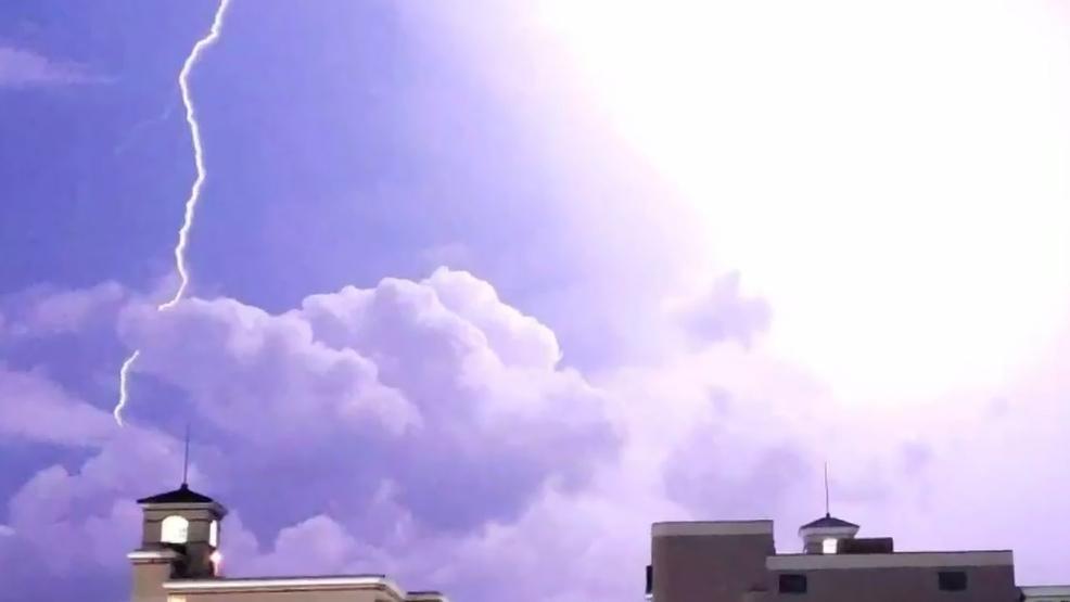 Lightning Strikes Cause 1 Billion Damage To American