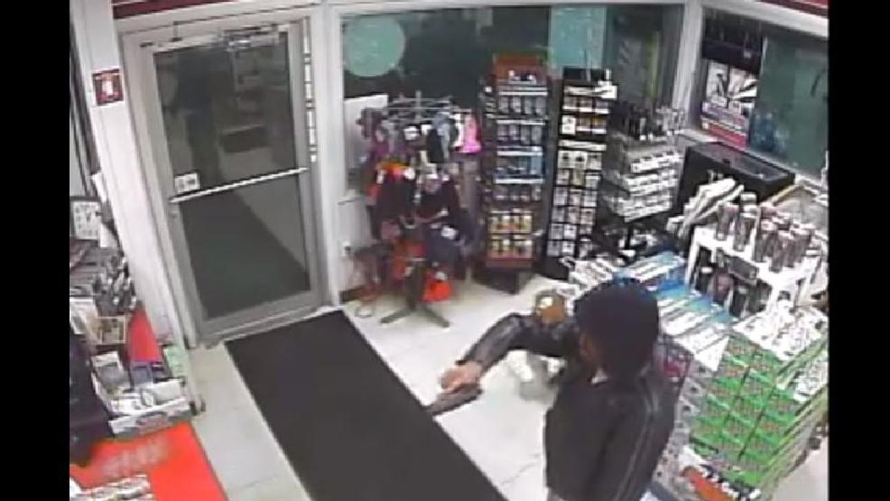Cheboygan Michigan Next Door Food Store Robbed