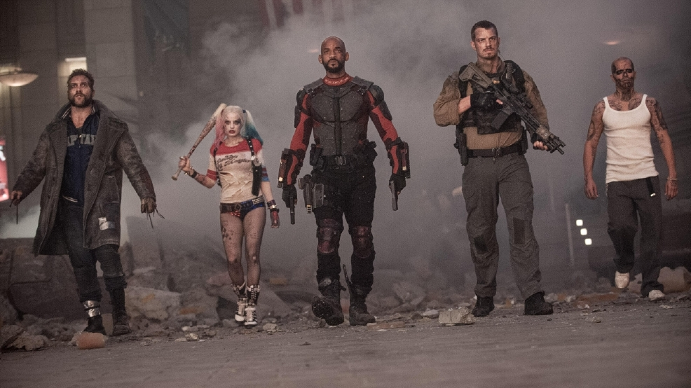 'Suicide Squad' threepeats, 'Hell or High Water' strong in expansion
