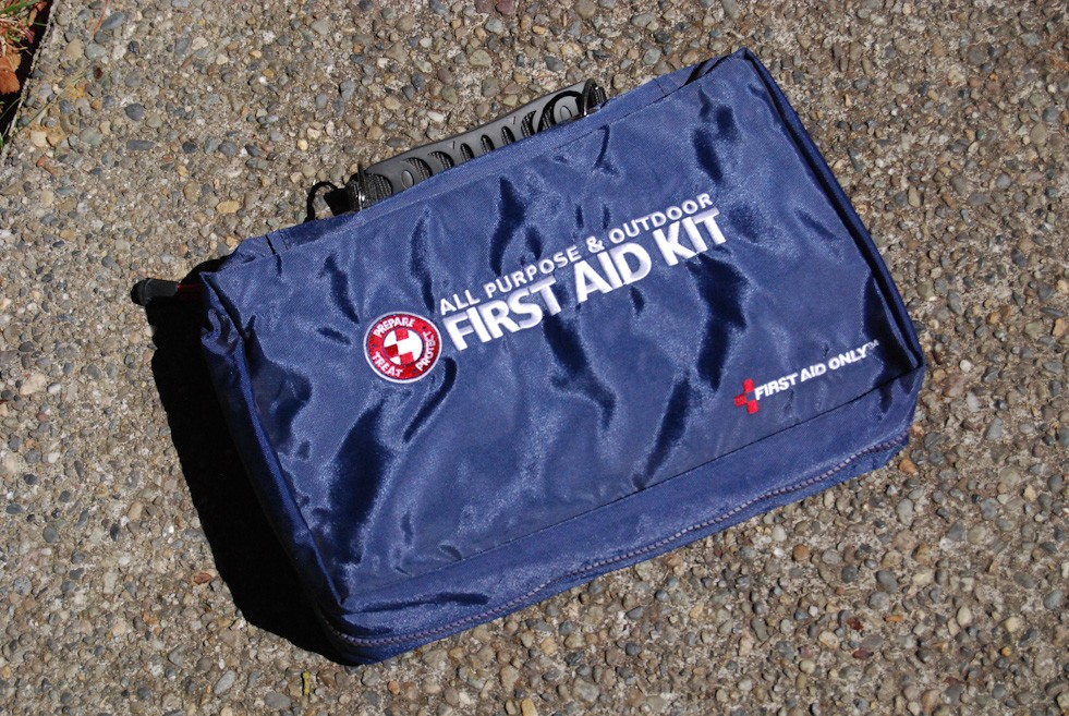 Without a doubt, a first-aid kit will be an important tool in case of a disaster. (Image: Rebecca Mongrain/Seattle Refined)