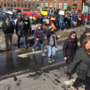 Unity March held for school safety in Brunswick