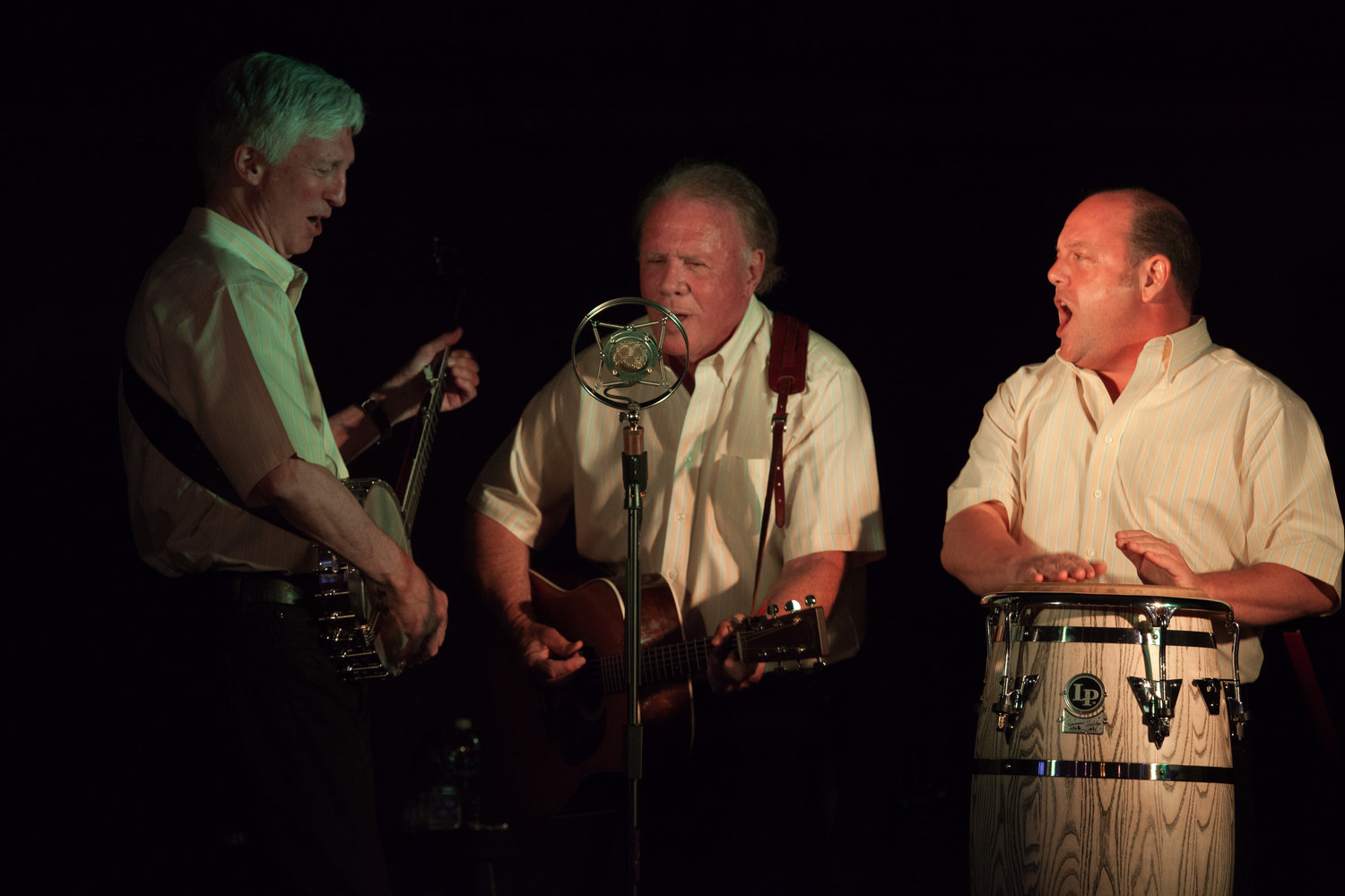 Folk music favorites, The Kingston Trio will be performing atThe Kirkland Performance Center, a unique venue where you can catch some of the brightest stars on stage in an intimate one-of a kind setting. Executive Director Jeff Lockhart gave Seattle Refined an exclusive sneak peek into their exciting 2018-2919 season. Photo courtesy of The Kingston Trio.<p></p>