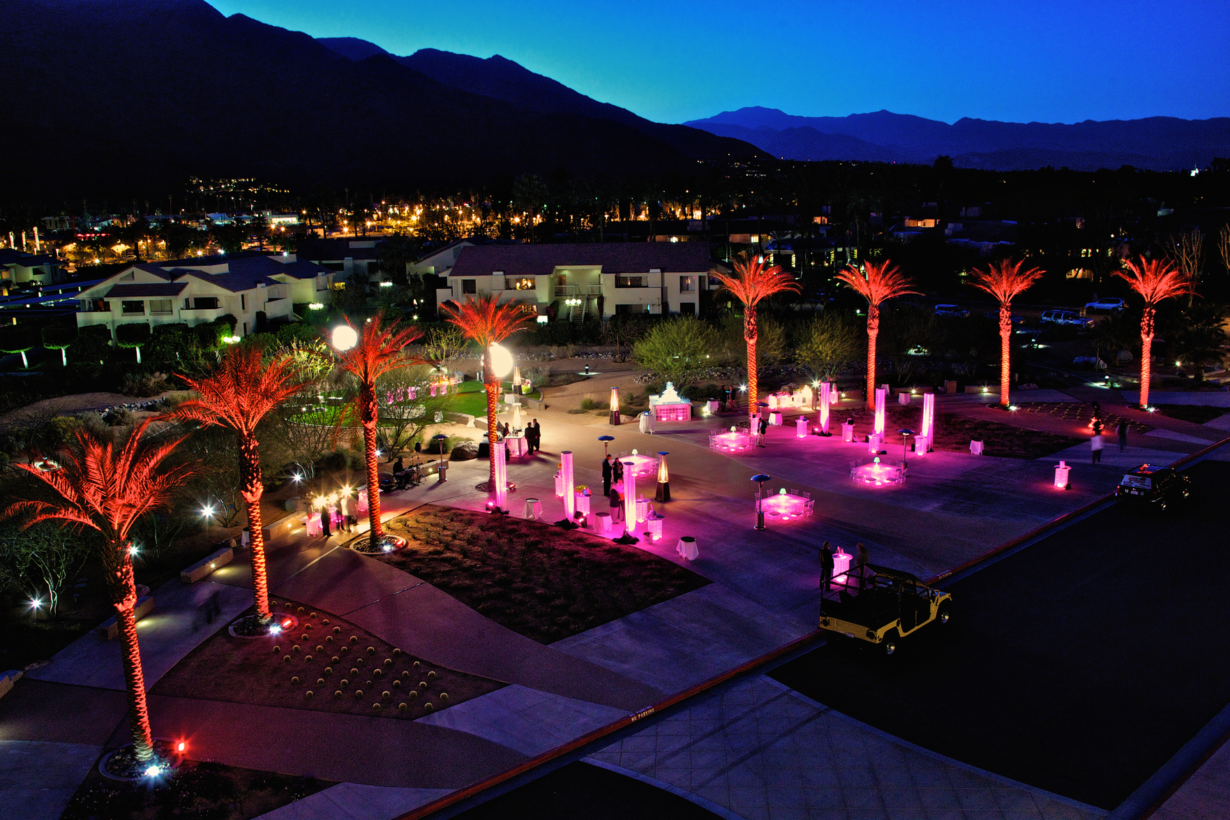 The wide variety of events in Palm Springs, California cover almost everybody's interests. Plan your trip today!