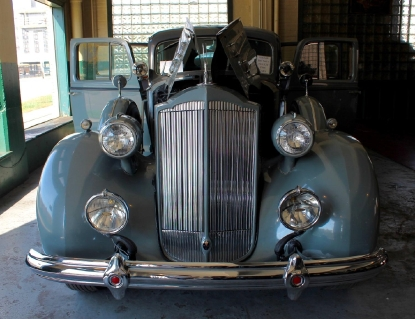 Explore 100 Years Of Car History At America's Packard Museum