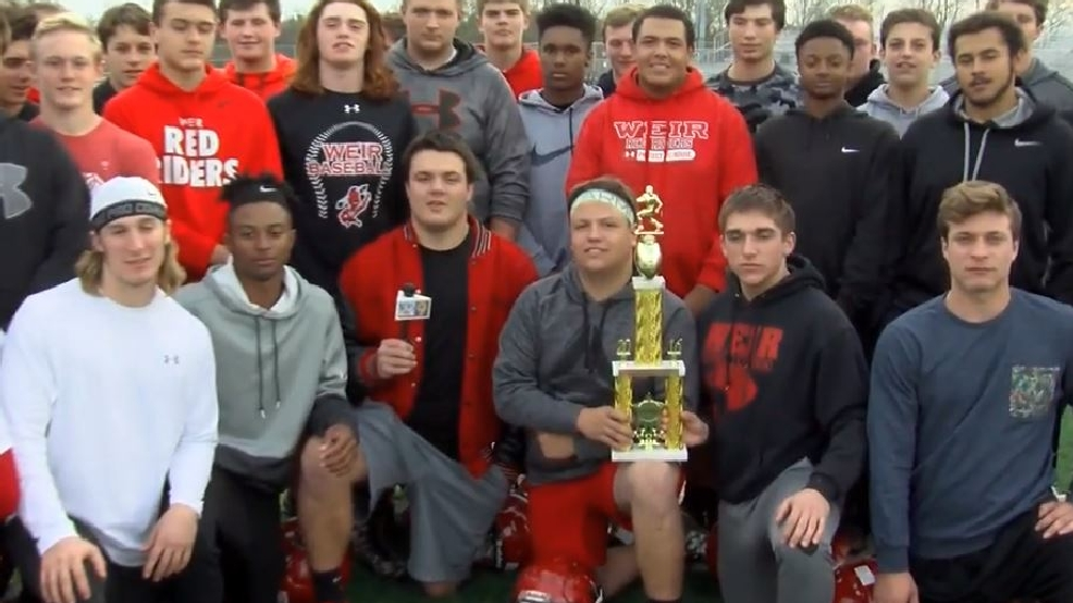 Team of the Week 11.15.16 - Weir High Red Riders