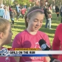 Girls on the Run 5K happening today in South Bend!