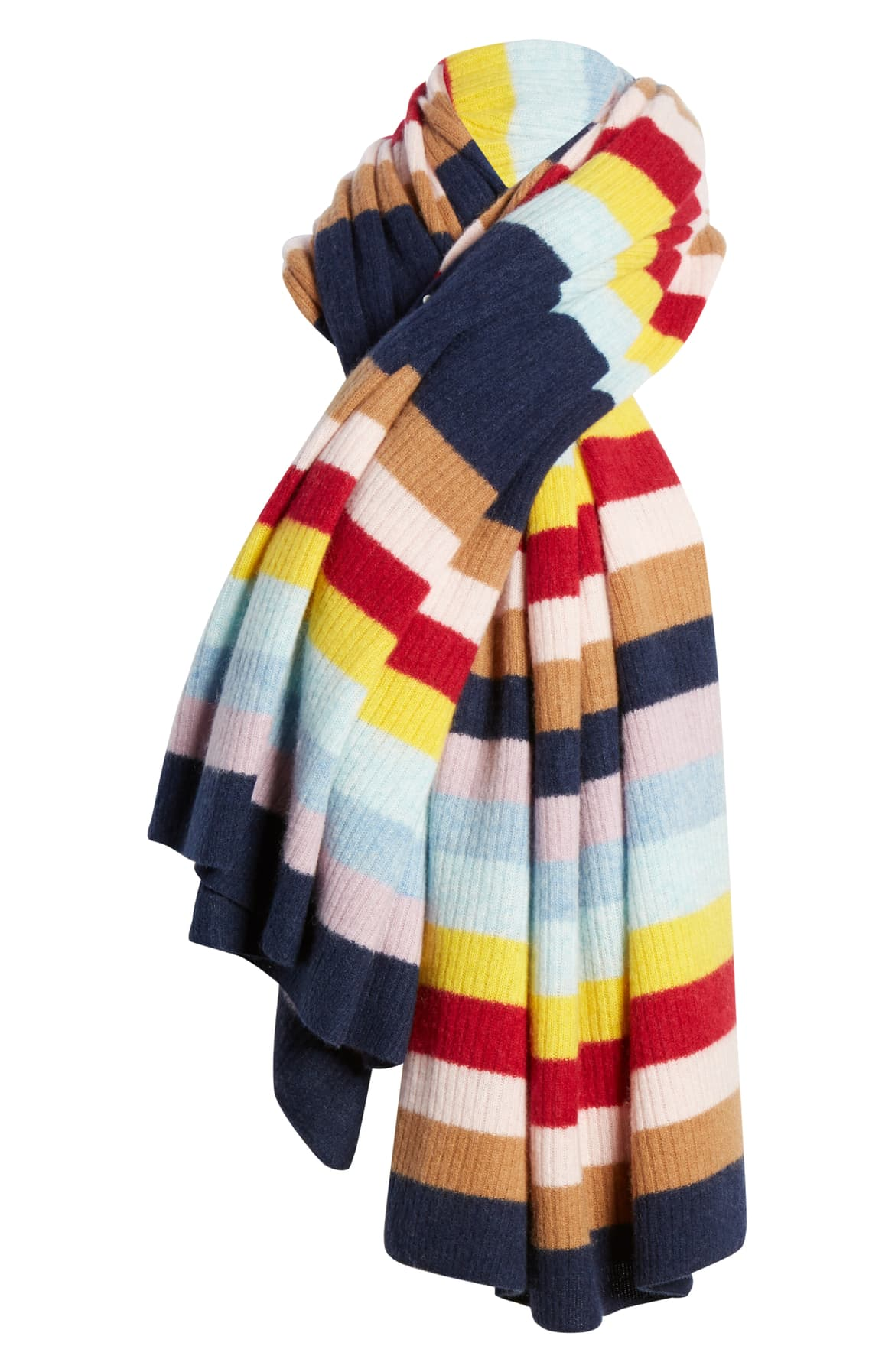 "<p>The perfect combo of plush comfort and influencer Blair Eadie's playful style, this large ribbed scarf is made of pure cashmere and patterned in bold stripes. $199.{&nbsp;}<a  href=""https://shop.nordstrom.com/s/halogen-x-atlantic-pacific-stripe-cashmere-blanket-scarf-nordstrom-exclusive/5324039/full?origin=keywordsearch-personalizedsort&breadcrumb=Home%2FAll%20Results&color=multi%20combo"" target=""_blank"" title=""https://shop.nordstrom.com/s/halogen-x-atlantic-pacific-stripe-cashmere-blanket-scarf-nordstrom-exclusive/5324039/full?origin=keywordsearch-personalizedsort&breadcrumb=Home%2FAll%20Results&color=multi%20combo"">Shop it{&nbsp;}</a>(Image: Nordstrom){&nbsp;}</p>"