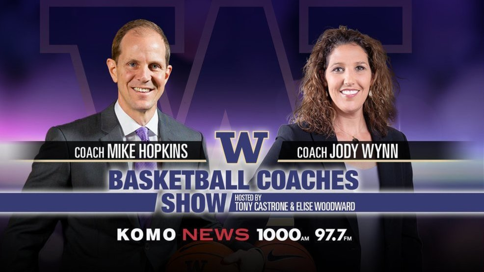 The Basketball Coaches Show with Mike Hopkins & Jody Wynn (2.25.19)
