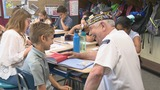 Pittsford students share veterans' stories, form friendships
