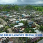 Evening Break crew challenges community to take part in 180 Challenge