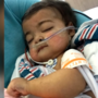 Rare disease puts one-year-old in hospital before Christmas