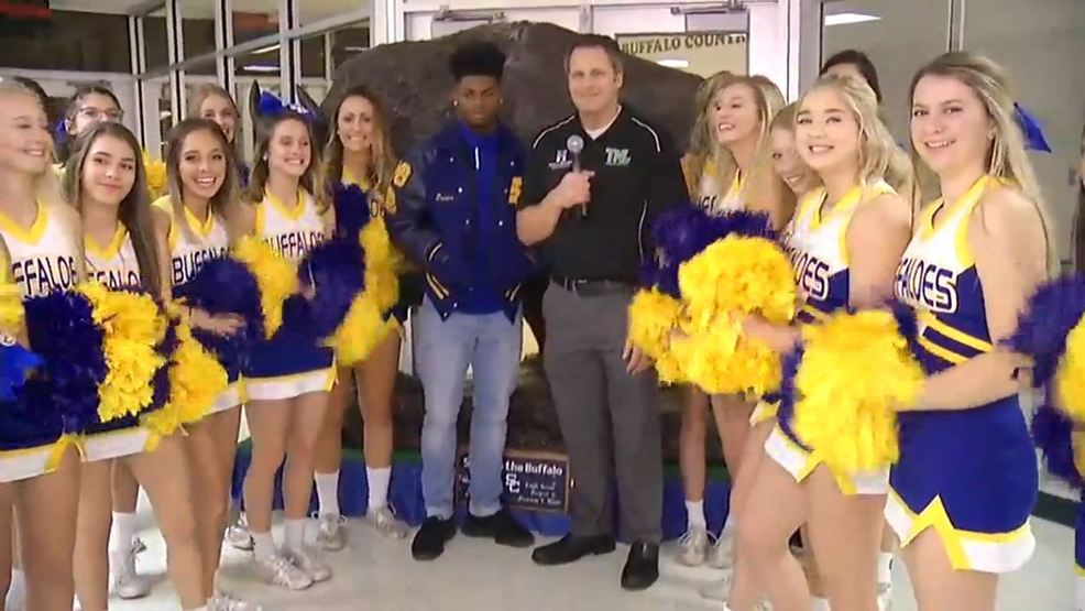 Clemens High School Pep Rally