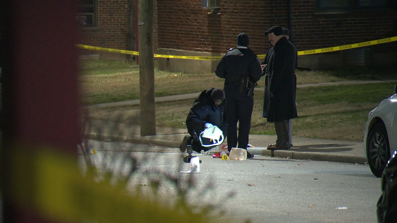 Woman fatally shot in Baltimore's Cherry Hill