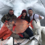 A 105-pound Opah caught off Ocean City in what some call first-ever for the region