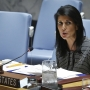 Trump's UN envoy Nikki Haley often off-message but seems in his good graces
