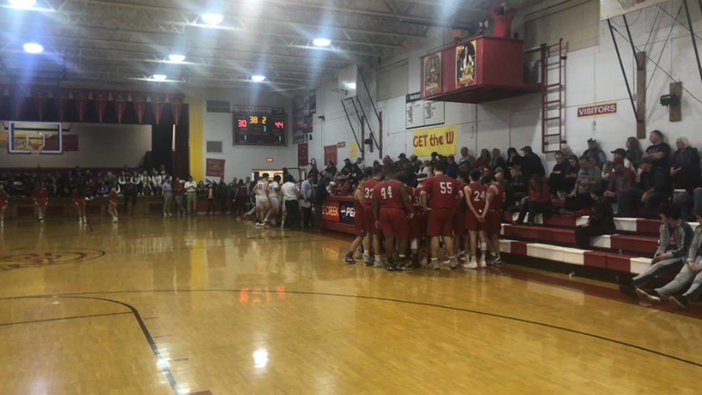 2.19.19 Highlights: St. Clairsville vs. Indian Creek - boys basketball