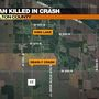 1 man dead after Fulton County crash