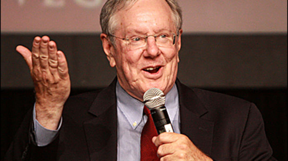 John Carlson talks with Steve Forbes