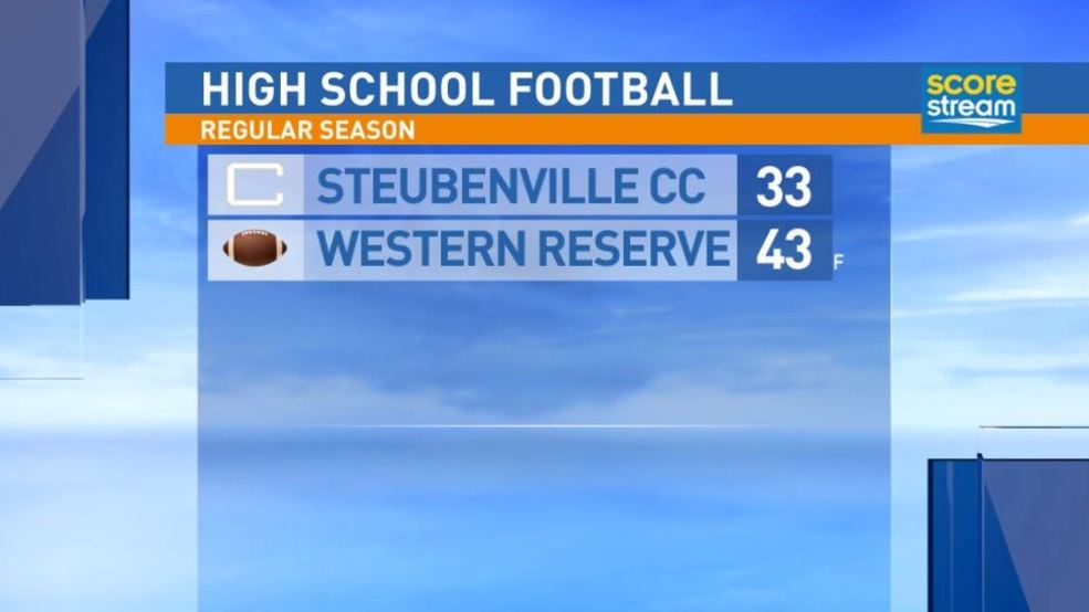 9.8.17 Highlights: Steubenville Central at Western Reserve