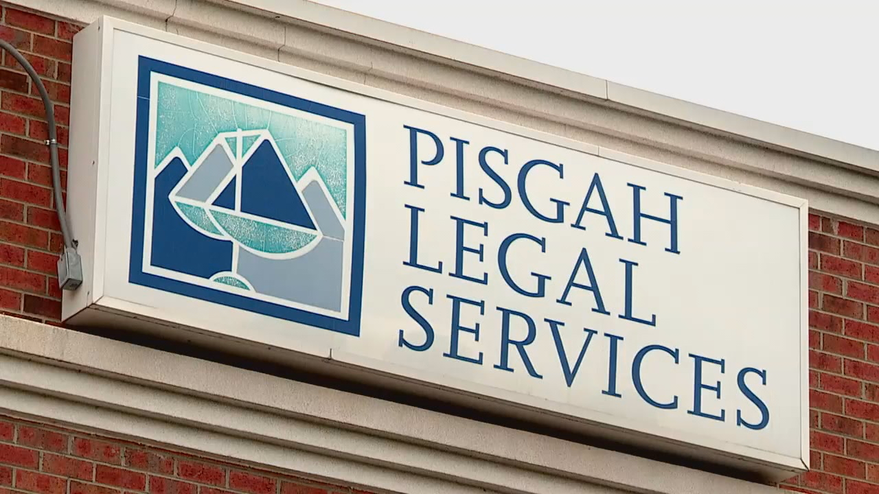 Staff at Pisgah Legal Services can help people who have been laid off or furloughed apply for insurance under the Affordable Care Act. (Photo credit: WLOS staff)