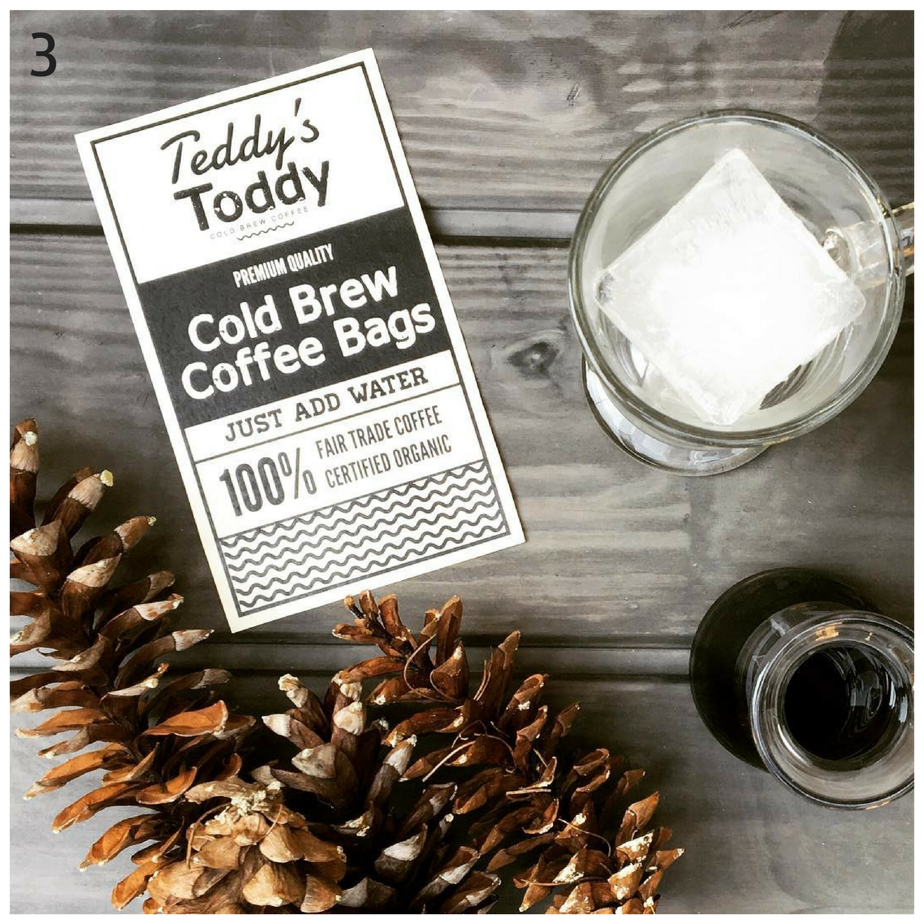 #3 - Ever heard about cold-brew coffee? If not, you should take a look at Teddy's Toddy. We'll have the full scoop for ya in the Eat & Drink section on the site. / Image: IG user @teddystoddy