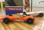 Pinewood Derby for Children with Special Needs