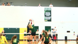 KCHS Volleyball Sweep Arcadia-Loup City in Home Opener