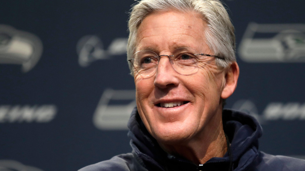 Seattle Seahawks coach Pete Carroll says he'd be fine with delaying training camp