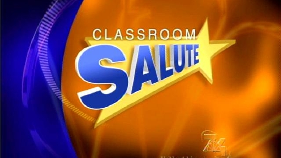 Classroom Salute Takes A Trip To Ms Baumgartens Spanish Class In
