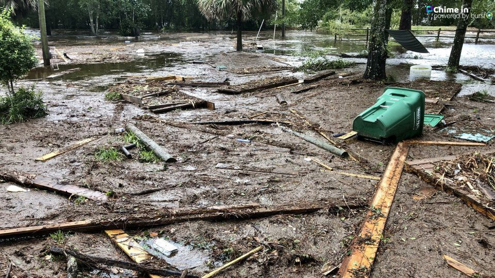 Trump approves disaster declaration for Northwest Florida following Hurricane Sally