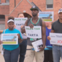 Lucas County residents protest TARTA funding