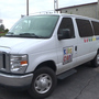 Crooks steal something valuable from a daycare van