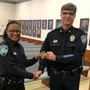 First African-American female officer joins Bedford Police Dept.