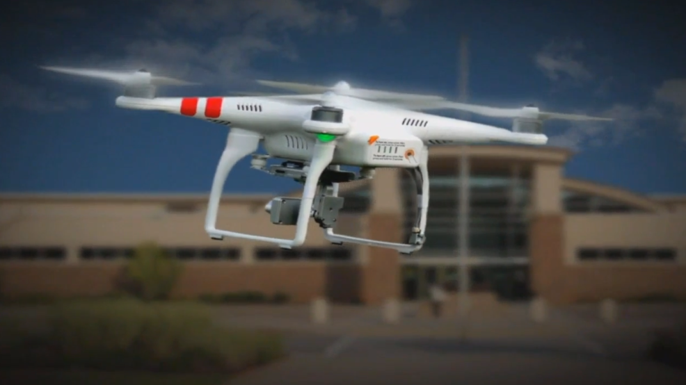 Drones flying at high school games appear to violate FAA