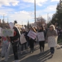 Local high school students hold peace rally in Yakima addressing political tension