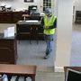 Man appearing to be a construction worker robs bank in Manassas
