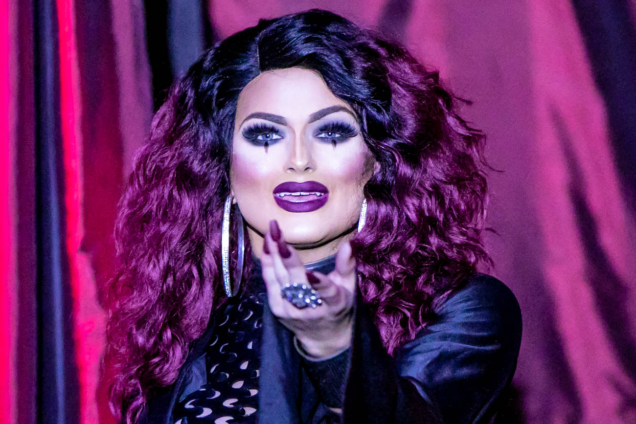 Performer: Chasity Marie / The Cabaret Drag Show is every Saturday evening from 11:30 p.m. to 1 a.m. at Below Zero Lounge. ADDRESS: 1120 Walnut Street (45202) / Image: Amy Elisabeth Spasoff // Published: 6.19.18