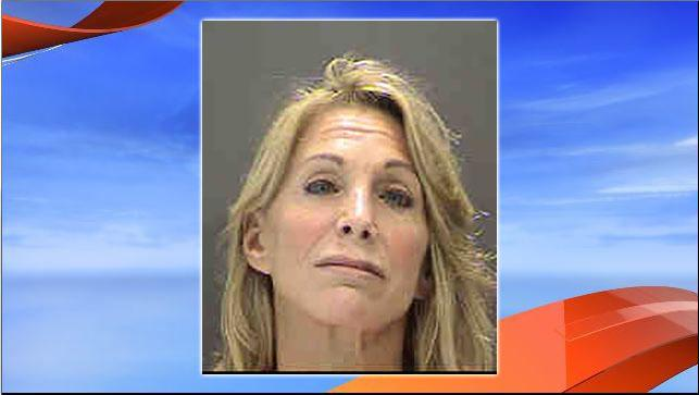 Sarasota Police charged Anne Dodge with 2 counts of unlicensed practice of a health care profession and 2 counts of massage establishments. (Sarasota Police)