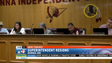 Donna ISD superintendent resigns