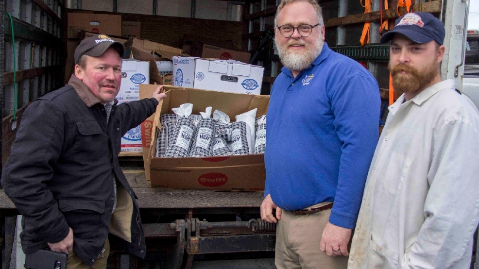 Over 8 000 Pounds Of Venison Donated To Central Pa Food