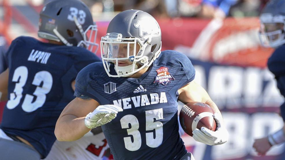 Nevada Football To Wear All Navy Uniforms For First Time Since 2012