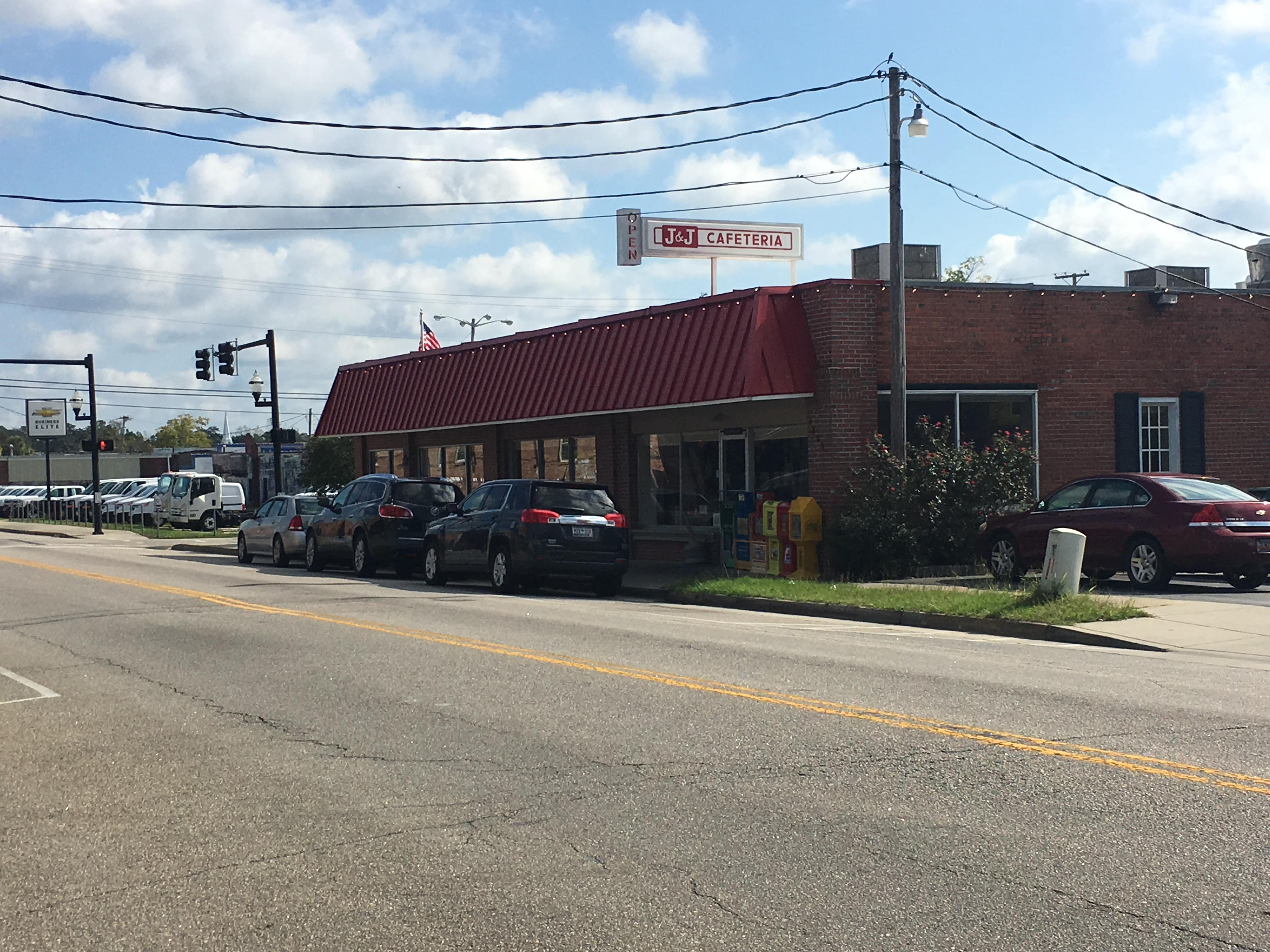 Lawyers for Christopher Smith claim Bobby Edwards abused him while working at J &amp;amp; J Cafeteria. Smith is no longer affiliated with the restaurant. (Taggart Houck/WPDE)<p></p>