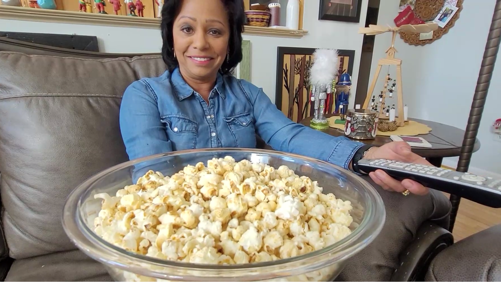 As in-home movie theaters grow in popularity, so does the great American snack: popcorn