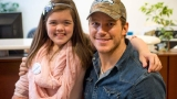 Chris Pratt, teen raise money for Seattle Children's Hospital