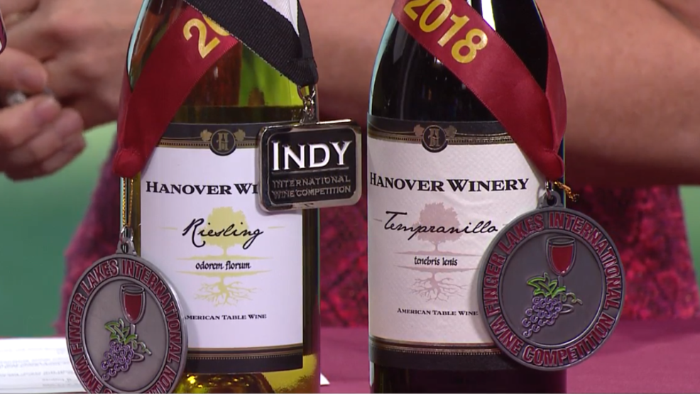 Hanover Winery's festival will feature more than 25 wines