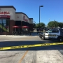 Man found dead in parking lot of fast food restaurant on North side