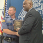 Sunnyside Trooper receives the highest award in the state