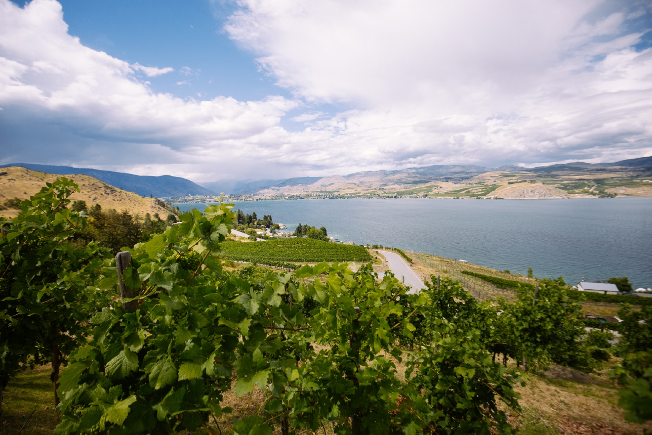 On a recent trip to Lake Chelan, we were tasked with exploring multiple wineries, restaurants, activity centers and views to put into a half-hour TV show. Tough life right? Well actually, it really is - because we could go on and on about the things we saw for much longer than 30 minutes. Soooo we are going to do a quick Chelan Spotlight every week to highlight some of the places we saw! This week, it's all about KARMA Vineyards. KARMA is one of just a handful of Method Champenoise producers in Washington State....yes, that means bubbly! They released every Memorial Day weekend, and vintages are only available for a very limited time. What are you waiting for? (Image: Joshua Lewis / Seattle Refined)