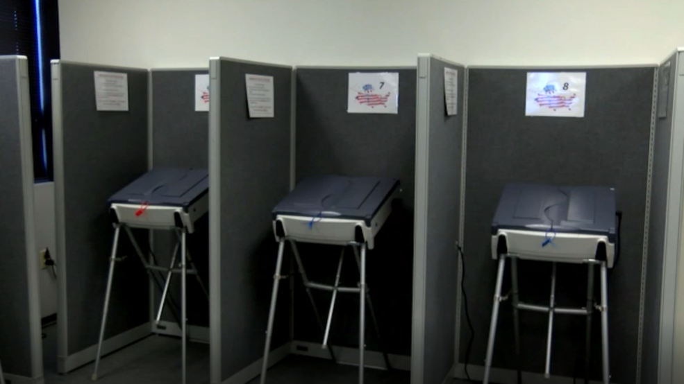 Early Voter Turnout High In Dougherty County   WFXL